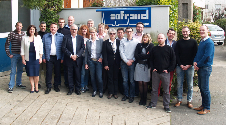 Photo de groupe - Sofranel