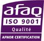 Logo - certification AFAQ